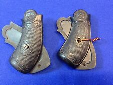 "Iver Johnson Pistol Grips x2 (2.4"") Mini Grips (RARE)"