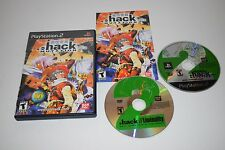 +++ dot HACK MUTATION DOT HACK PART 2 Sony Playstation 2 PS2 Game COMPLETE