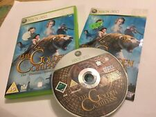 XBOX 360 GAME THE GOLDEN COMPASS THE OFFICIAL VIDEOGAME +BOX INSTR' COMPLETE PAL