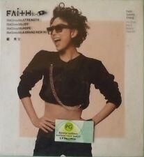 Sammi Cheng 郑秀文 - Faith (CD+DVD) With External plastic Slip Case