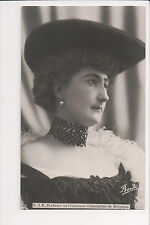 Vintage Postcard Princess Clémentine of Belgium Princess Napoléon
