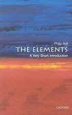 The Elements: A Very Short Introduction (Very Short Introductions)-ExLibrary