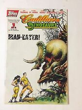 CADILLACS AND DINOSAURS   (1994 Topps) #1 OF 3