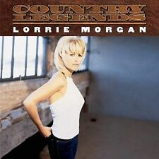 Morgan, Lorrie, RCA Country Legends, Excellent Original recording remastered