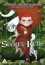The Secret of Kells [DVD] 5055201812582