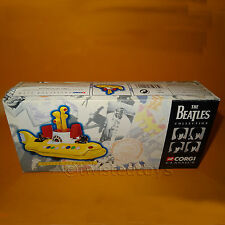 1997 CORGI CLASSICS 05401 THE BEATLES YELLOW SUBMARINE DIE-CAST VEHICLE BOXED