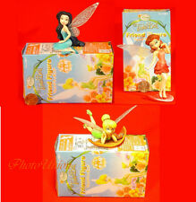 DISNEY FAIRIES F-TOYS TINKERBELL Figuren Standmodell Modell Set 456