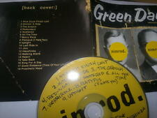Green Day : Nimrod CD Album_Original disk and book only,