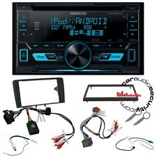 Audi A3 8P 2003  Double Din CD MP3 USB iPhone & Android Direct Music Upgrade Kit
