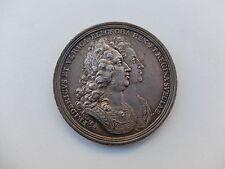 Schweden Friedrich I. (1720-1751). Silbermedaille 1720. Auf die Krönung