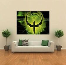 QUAKE 4 PS3 XBOX 360 NEW GIANT LARGE ART PRINT POSTER PICTURE WALL G028