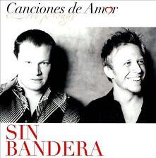 Canciones De Amor 2012 by Sin Bandera Ex-library