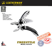 Leatherman Freestyle Multi Tool Serrated Combo Knife Blade Pliers in Box 831078