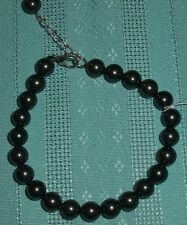 South Sea Pearl BRACELET...BLACK....Great Gift....NEW ITEM