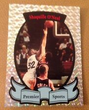 Shaquille O'Neal Promotional Card!
