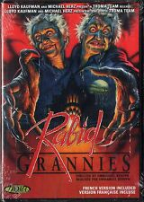 Rabid Grannies  DVD Directed by Emmanuel Kervyn
