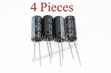 4 pcs Capacitor Rubycon 1500uF 10v 105C 10x23mm. Radial. US Seller
