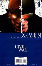 Civil War - X-Men (2006) #1 of 4