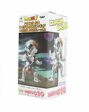 banpresto dragonball super wcf 10 mecha freezer freeza frieza final form figure