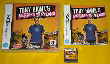 TONY HAWK'S AMERICAN SK8LAND Nintendo Ds Versione Italiana »»»»» COMPLETO