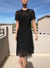 Irregular DVF Alma Lace Dress Size 6