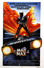 24X36Inch Art Mad Max Movie Poster 1979 Mel Gibson P30