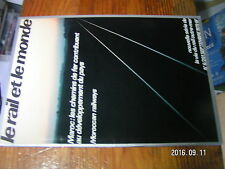1µ? Revue Le Rail & le monde n°291 Maroc Mexique Systeme Frein