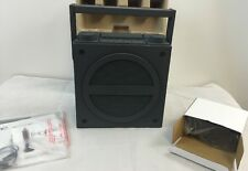 New iHome Bluetooth Portable Boombox Speaker SRS TruBass FM Radio AUX-IN/OUT