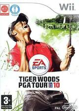 Tiger Woods PGA Tour 10 (Nintendo Wii, 2009)