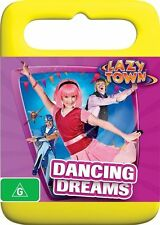 LazyTown (Lazy Town) Dancing Dreams NEW R4 DVD