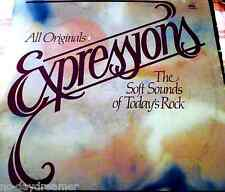 EXPRESSIONS Various K-tel 1980 Commodores, Warwick, Lobo, Dr Hook, GQ, KC...