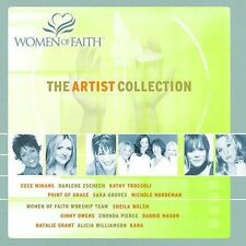 Women of Faith The Artist Collection Various Artists CD 2003 Epic gospel CCM