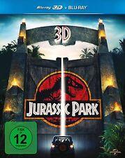 JURASSIC PARK (Sam Neill, Laura Dern) Blu-ray 3D + Blu-ray Disc NEU+OVP