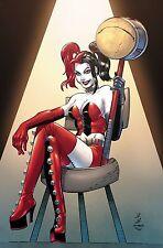 Harley Quinn #27 John Romita Jr. Variant Comic Book DC NM