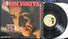 KLP103 - John Watts - One more Twist (1A 064-07609) German LP + OIS + Tour Date