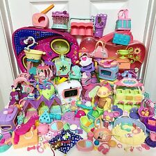 Littlest Pet Shop * 10 PC Random Surprise Lot * LPS ACCESSORIES & Gift Bag