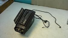 1989 BMW K100LT K100 LT S468. AM FM radio cassette player wiring and controls
