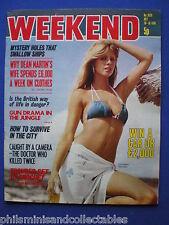 Weekend Magazine - Dean Martin, Sam Kydd, Stephanie McLean  - 10th July 1974