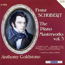 Piano Masterworks 3, New Music