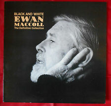 LP EWAN MACCOLL Black and White The Definitive Collection Cooking Cook 038 UK