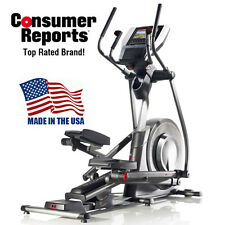FreeMotion USA e6.7 New Elliptical Cross Trainer w/iFit Apple Google Maps