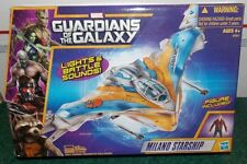 Marvel Guardians of the Galaxy Milano Starship w/ Lights & Sounds Plus Figure