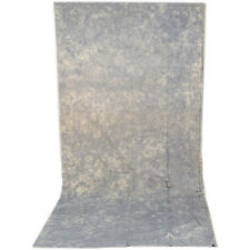 Impact Tie-Dye Muslin Background (10 x 12', Slate Gray)