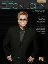 "ELTON JOHN ""ANTHOLOGY"" PIANO/VOCAL/GUITAR MUSIC BOOK 60 SONGS BRAND NEW SONGBOOK"