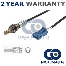 FOR PEUGEOT 206 CC 2.0 16V 2000- 4 WIRE REAR LAMBDA OXYGEN SENSOR EXHAUST PROBE
