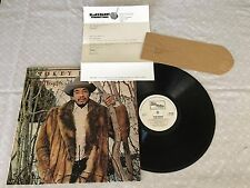 SMOKEY ROBINSON WARM THOUGHTS RARE PROMO PRIZE 1980 SOUTH AFRICAN RELEASE LP