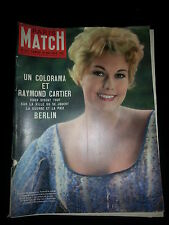 "PARIS MATCH n°527 ""berlin guerre ou paix"" 1959"