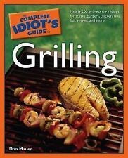 The Complete Idiot's Guide to Grilling (Complete Idiot's Guide to)-ExLibrary
