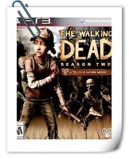 PS3 SONY PlayStation THE WALKING DEAD SEASON TWO A TELLTALE GAME Action