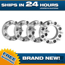 Ford 8 Lug Wheel Spacers Adapters Hubcentric 8x170 - 14x2 - F250 F350 Excursion